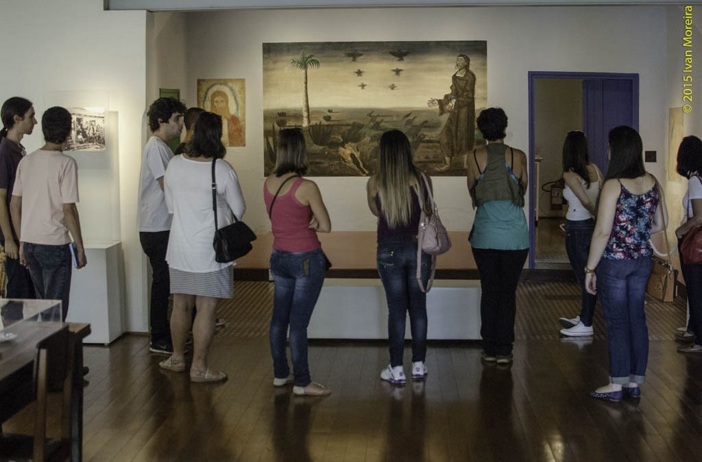 Visita ao Museu Casa de Portinari