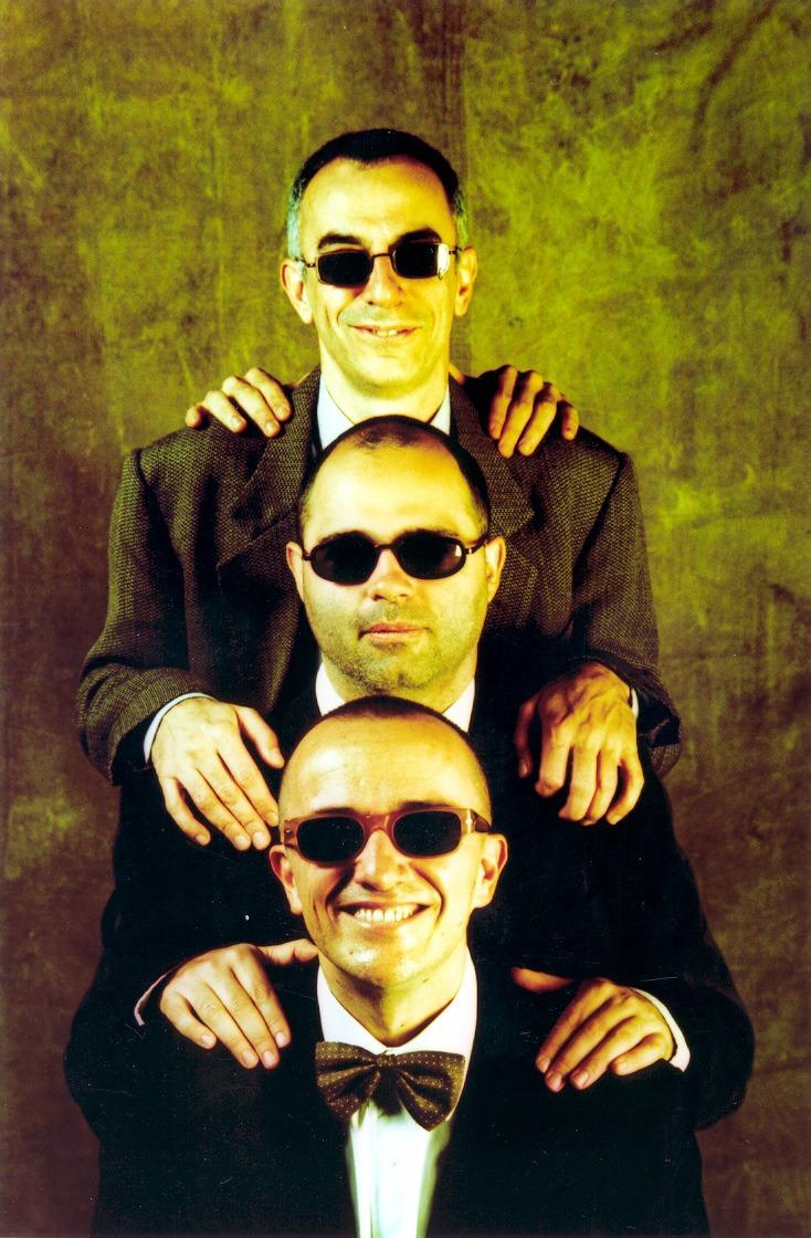 trio cantores - música ligeira